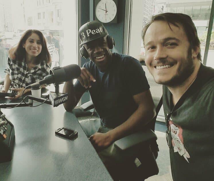 Nnamdi on the radio