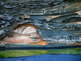 Colourful Hydrovolcanism, El Golfo, Lanzarote