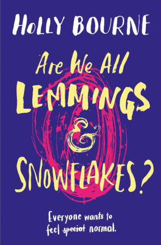Are We All Lemmings and Snowflakes? Book Cover