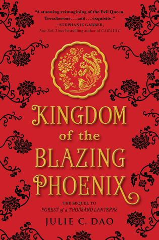 Kingdom of The Blazing Phoenix Book Cover