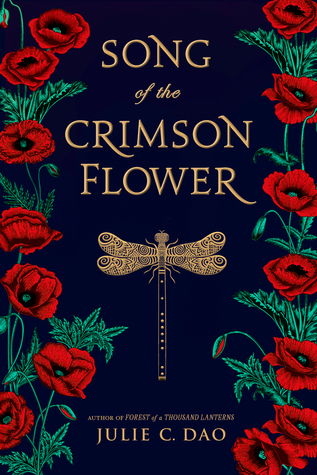 <strong>Song of the Crimson Flower </strong> Book Cover