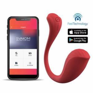 Phoenix App- Controlled G-Spot Vibrator