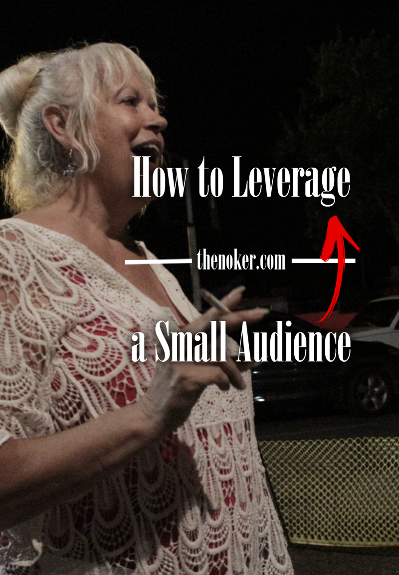 How to Leverage a Small Audience :: How small YouTubers and budding bloggers can leverage even the smallest of social media followings to their advantage (and even use it more effectively than an audience of millions!).