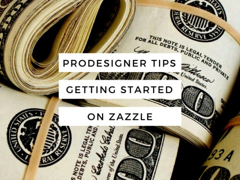 Zazzle Tips by a ProDesigner: Starting Your Online Store / TheNoker.com / The funny and informative guide to starting an online store with Zazzle, selling your first design, getting started with Zazzle, social media, search engine optimization, and making money online.
