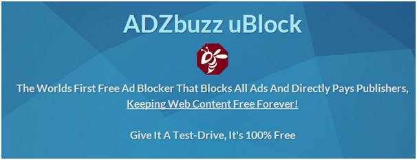 ADZbuzz Ublock Review – What This Adblocker Is And Why You Need It / TheNoker.com / Introducing ADZbuzz Ublock, the first and only adblocker that directly pays publishers.