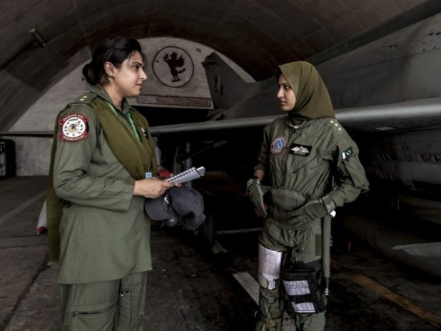 How to Join Female Pakistan Air Force Step by Step Procedure PAF