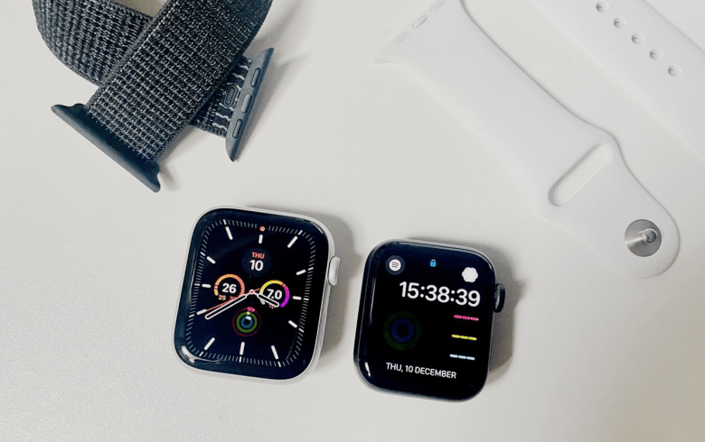 Apple Watch Series 6 and Apple Watch SE Comparison