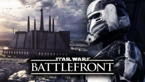 """Battlefront 2 is still in the """"I hope it comes out this year"""" category but hopefully it delivers more of the insane multiplayer madness that the initial game did."""