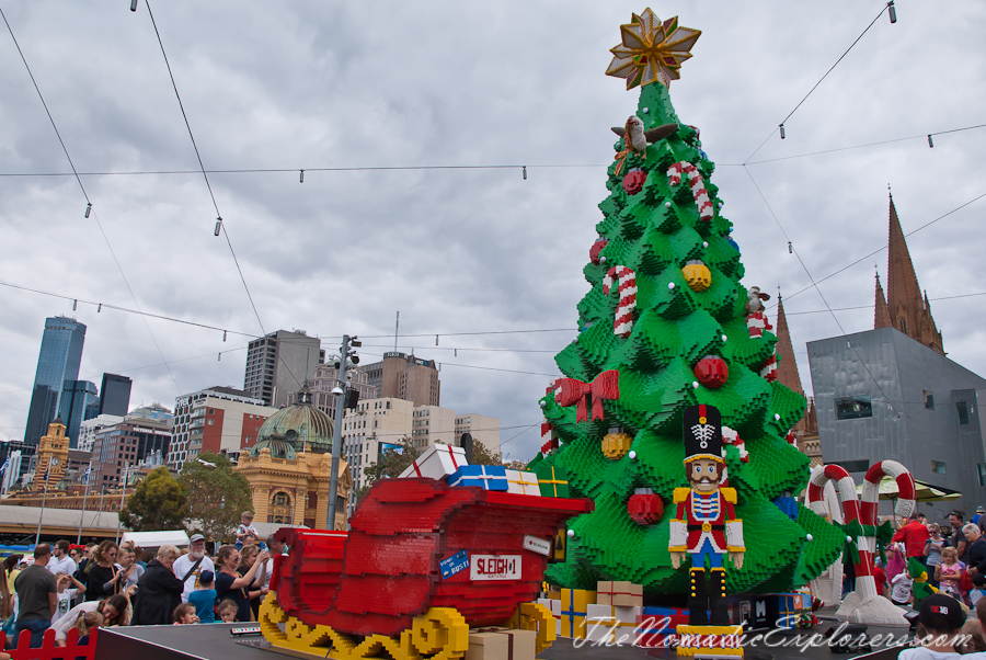 Christmas Decoration Melbourne Australia