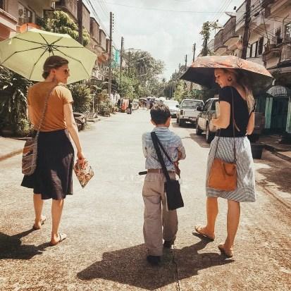 Hello Trang! – The Nomadic Sayers