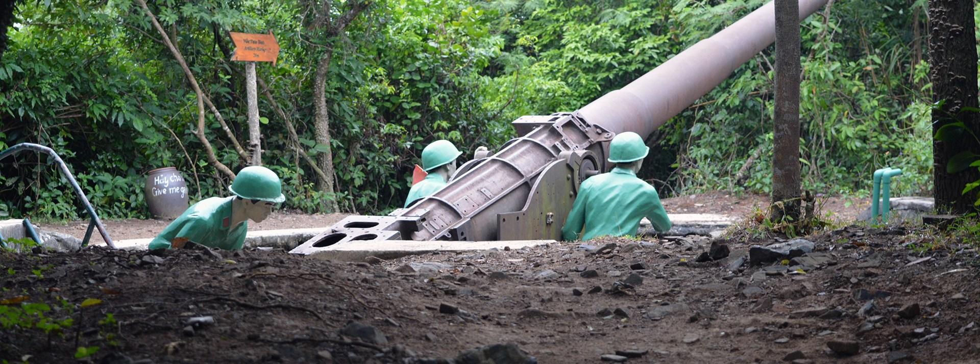 Cannon Fort, Vietnam