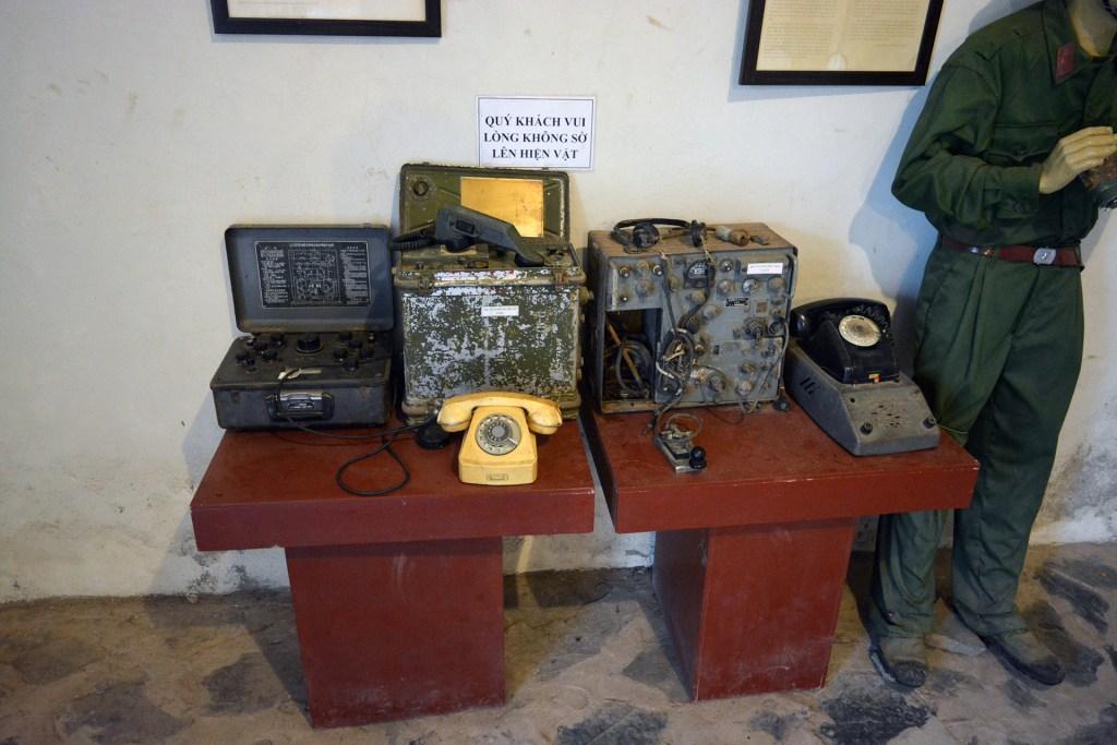 High-tech communication equipment