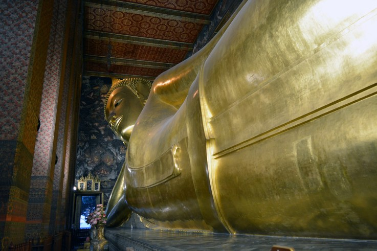 Temple of the Reclining Buddha (Wat Pho), Bangkok, Thailand