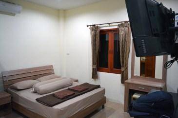 Bedroom in Baan Tai Bungalow, Koh Phangan, Thailand