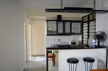 Kitchen Sunny Ville Condominium, Penang, Malaysia