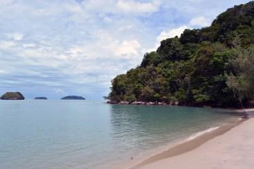 Wild Pasir Panjang beach