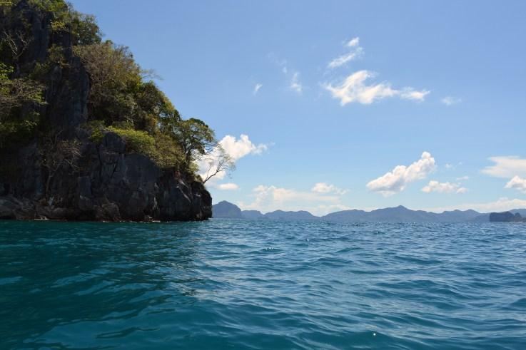 Kayaking from El Nido to Cadlao Island