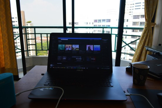 Work from home @ Gelugor, Penang