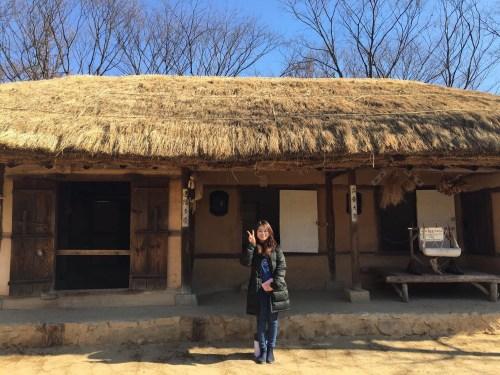 thenomadqueen yongin korea folk village