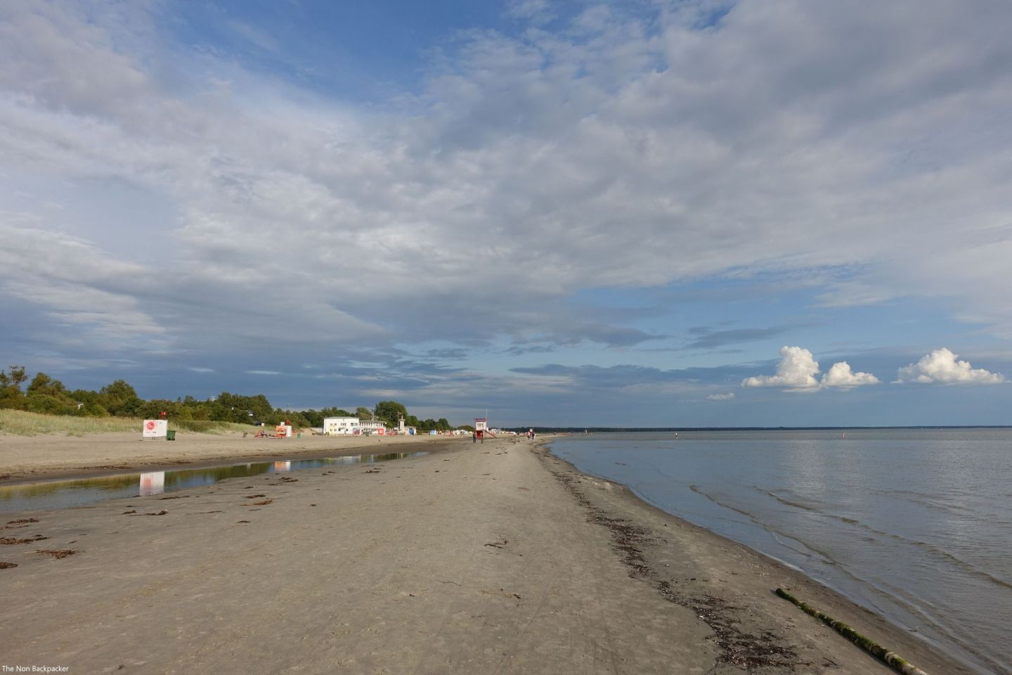 An Estonian Beach Break