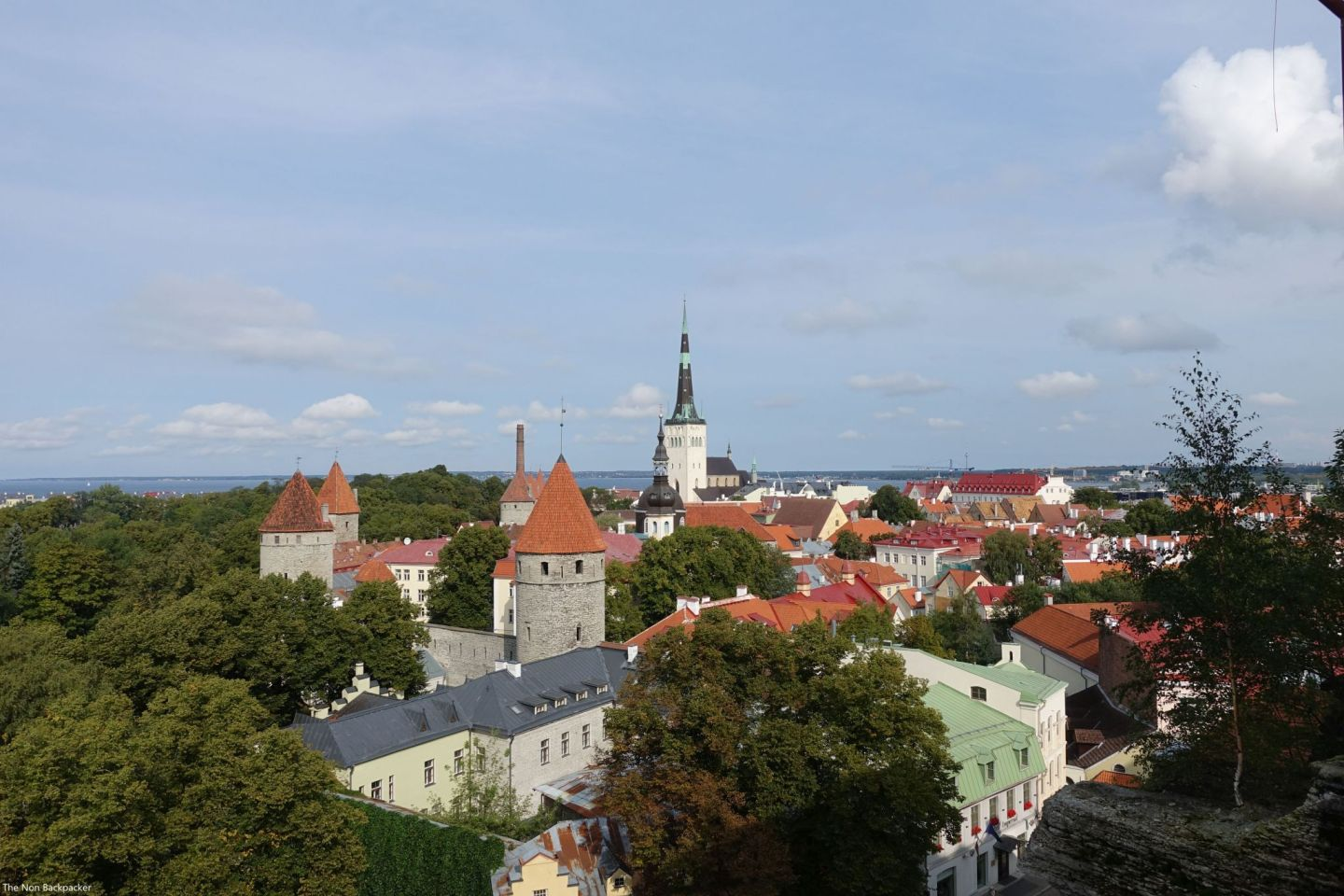 Our 36 hours in Tallinn