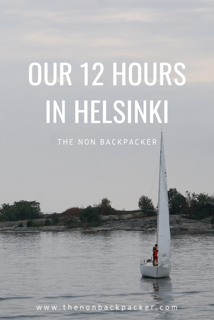 How to spend 12 hours in Helsinki on a day trip from Tallinn