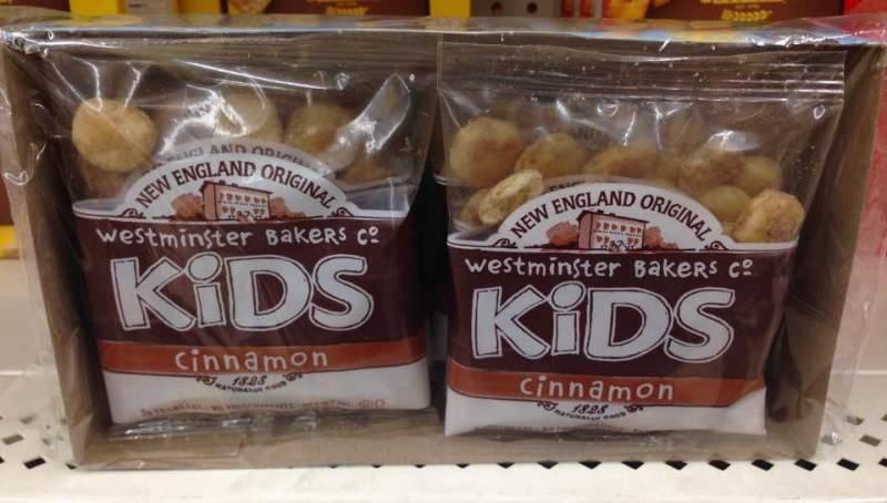 cinnamon bits