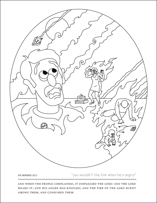 announcing the first nonist activity book