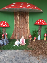 We went to Fairy World at Hayes Garden World- Big thumbs up from us!