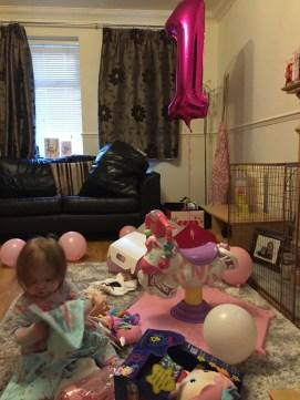 Bunny's First Birthday