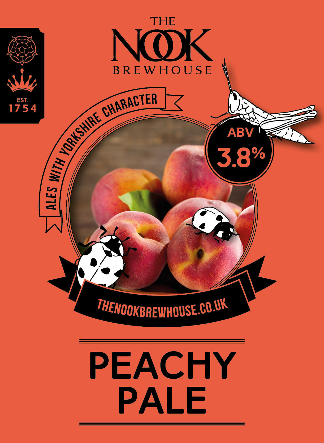 Peachy-Pale