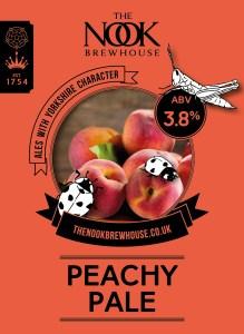 Peachy Pale