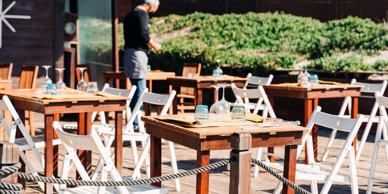 Discover this Summer's Bustling Outdoor Dining Scene