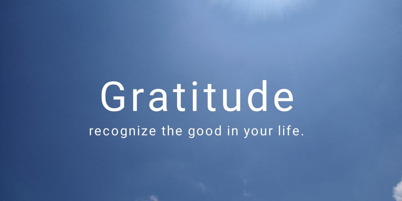 Happy National Feel Good Day!