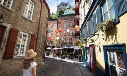Discovering Europe in Northern North America: An Old Town with Fresh Flair in Quebec City