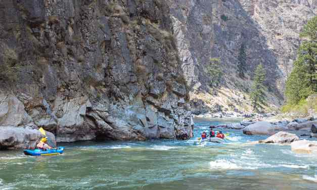 Adventure Awaits Everyone on the Middle Fork of the Salmon River