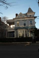 The Tri Delta house looks very Charleston.