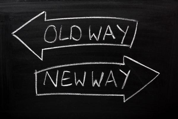 3 ways to make a change