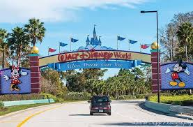 Disney world america