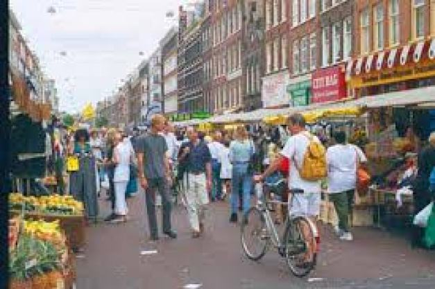 things to do in Amsterdam markets