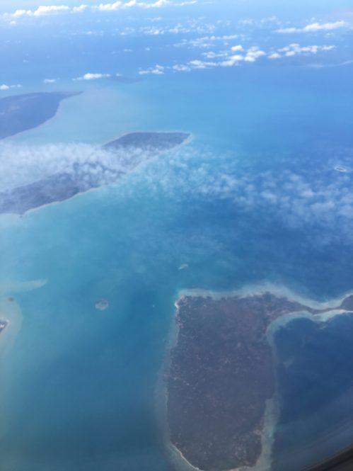 Sky shot of Bali