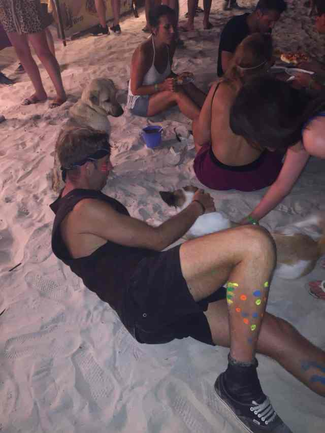 full moon party dates