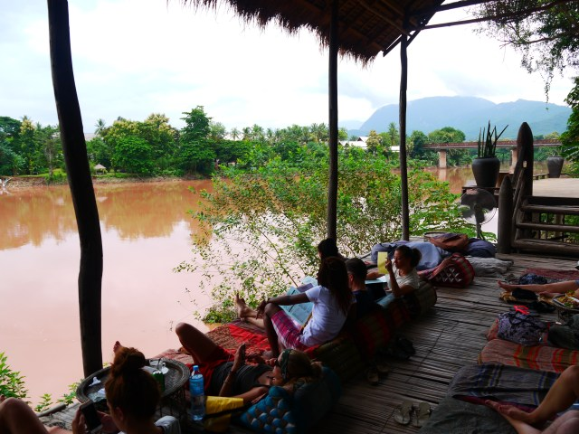 Utopia the best place to eat in Luang Prabang