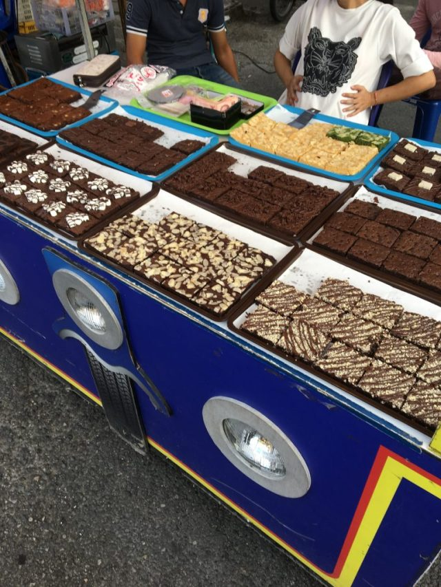Krabi night market treats