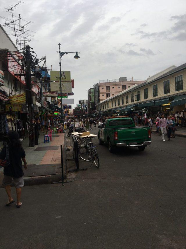 7 reasons not to visit Bangkok streets