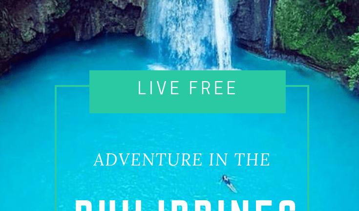 canyoneering in cebu Kawasan falls trip