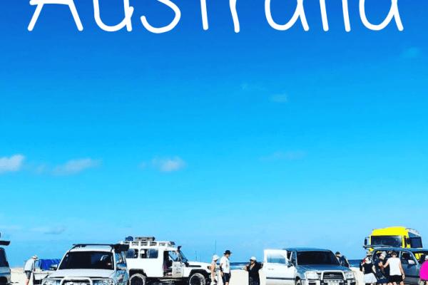 The Hervey Bay to Fraser Island amazing tour