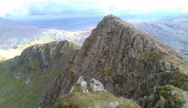 Mount swowdon walk path route
