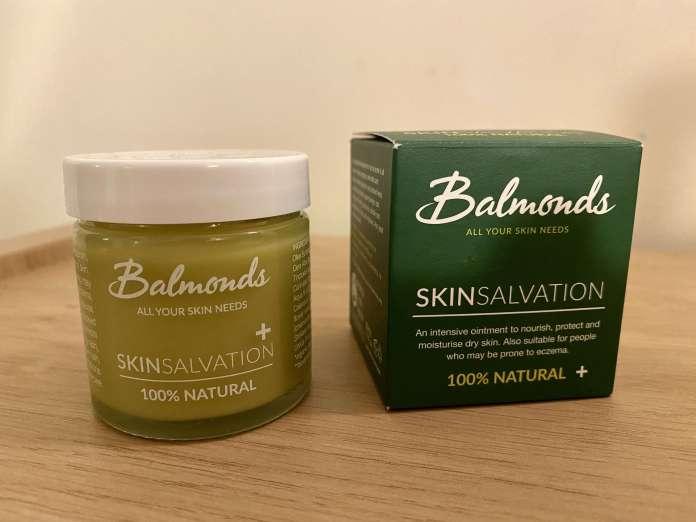 Balmonds Skin Salvation at home