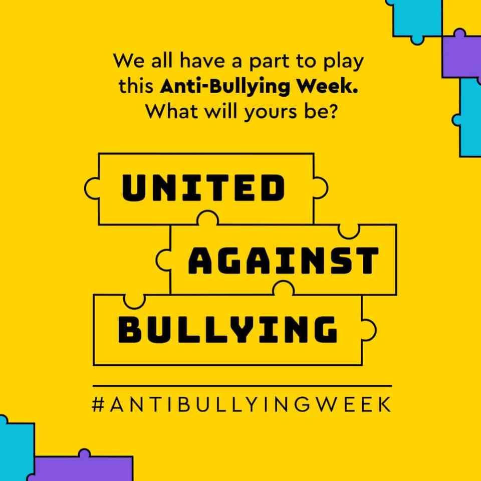 #antibulyingweek